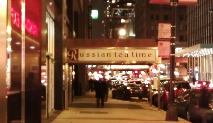 Russian Tea Time Restaurant, Chicago