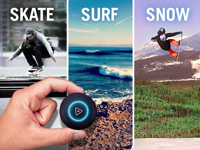 TRACE - The Most Advanced Activity Monitor for Action Sports by ActiveReplay — Kickstarter.