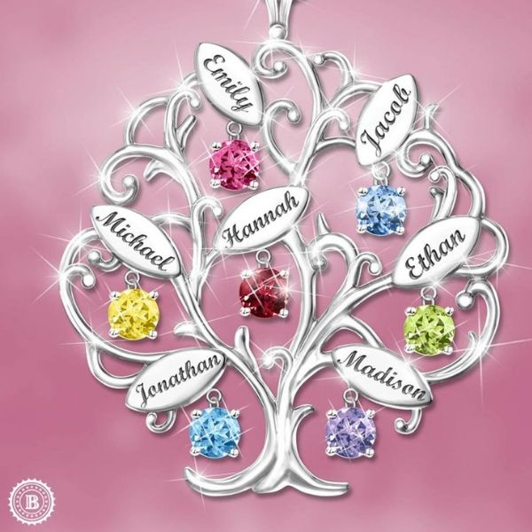 21+ Personalized birthstone jewelry for grandmothers ideas