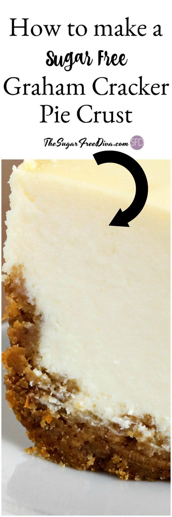 How to make a low carb and sugar free crust #sugar…