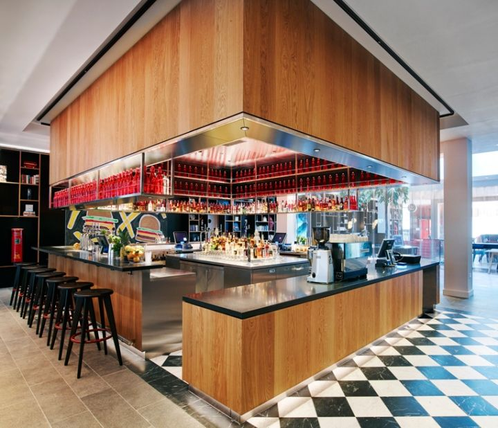 CitizenM Tower Of London By Concrete Architectural Associates UK Retail Design Blog