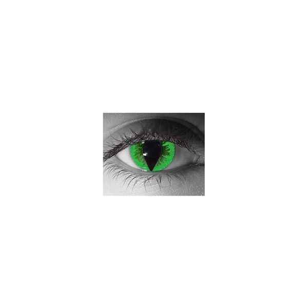 70% Off coloured contacts lenses and freaky eye contacts from non... ❤ liked on Polyvore featuring beauty products, makeup, eye makeup and eyes