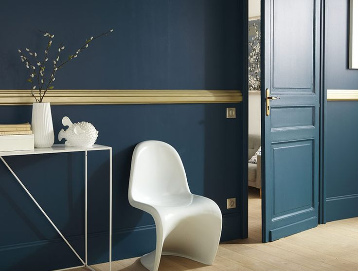 Best 25 teinte de bleu ideas on pinterest maisons bleu clair couleurs de - Couleur de mur de chambre ...