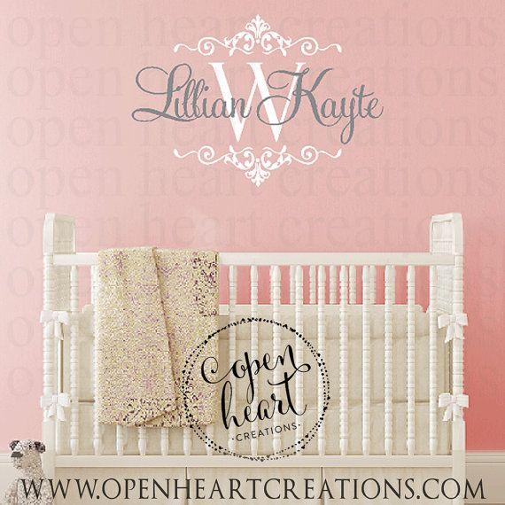 Luxury Kinderzimmer Wandtattoo M dchen oder junge Baby oder