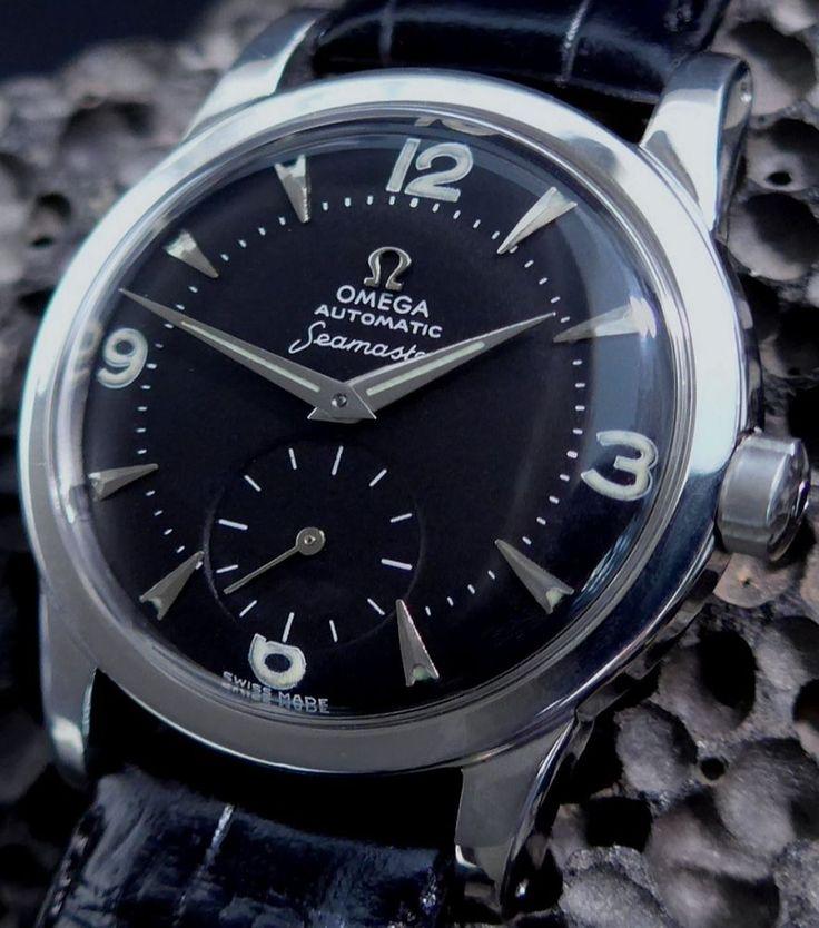 1950iger OMEGA Seamaster Automatic   ** PERFEKT ** in Uhren & Schmuck, Armband- & Taschenuhren, Armbanduhren | eBay!