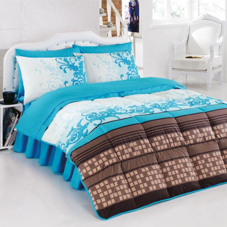 Kristal Anka uyku seti mavi tek kişilik burada | PİKE TAKIMLARI, TAÇ, SAREV, U.S. POLO, İSSİMO, COTTON BOX, ÖZDİLEK