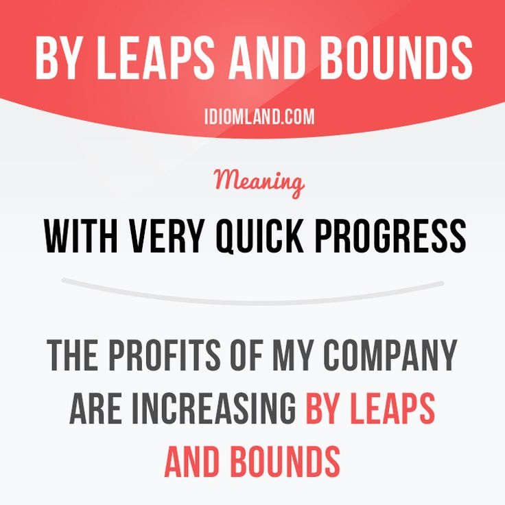 """""""By leaps and bounds"""" - Repinned by Chesapeake College Adult Ed. We offer free classes on the Eastern Shore of MD to help you earn your GED - H.S. Diploma or Learn English (ESL) . For GED classes contact Danielle Thomas 410-829-6043 dthomas@chesapeke.edu For ESL classes contact Karen Luceti - 410-443-1163 Kluceti@chesapeake.edu . www.chesapeake.edu"""