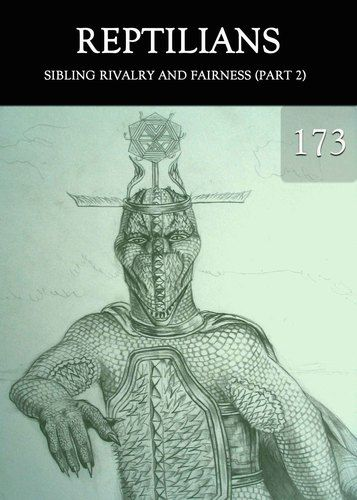 Discussing How and Why Sibling Rivalry develops in a Family Structure - Part 2.  https://eqafe.com/p/sibling-rivalry-and-fairness-reptilians-support-part-2-part-173