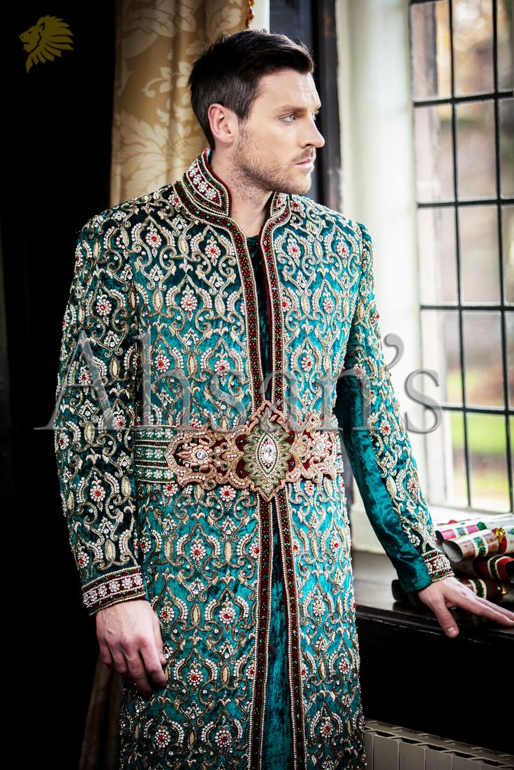 27 best Sherwani\'s images on Pinterest | Pakistani wedding outfits ...