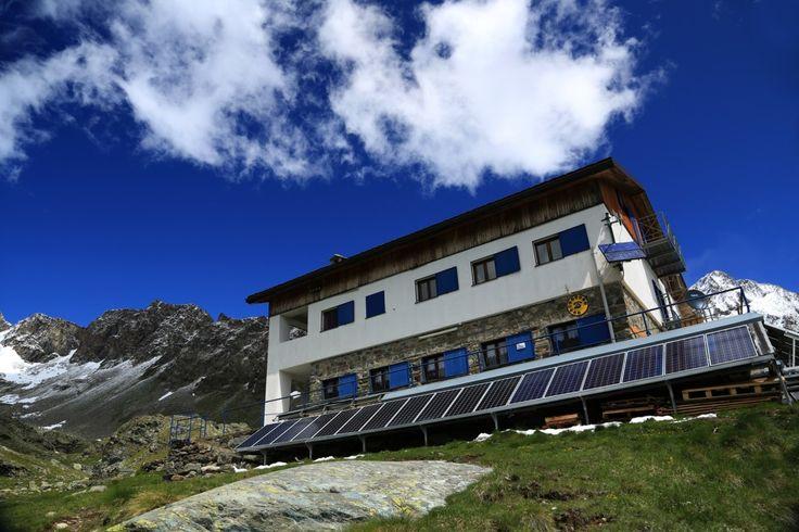 solar panels finished