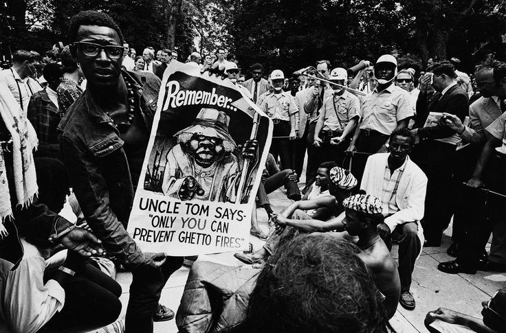 Dramatic Photos of the 1968 Poor People's Campaign in DC - VICE