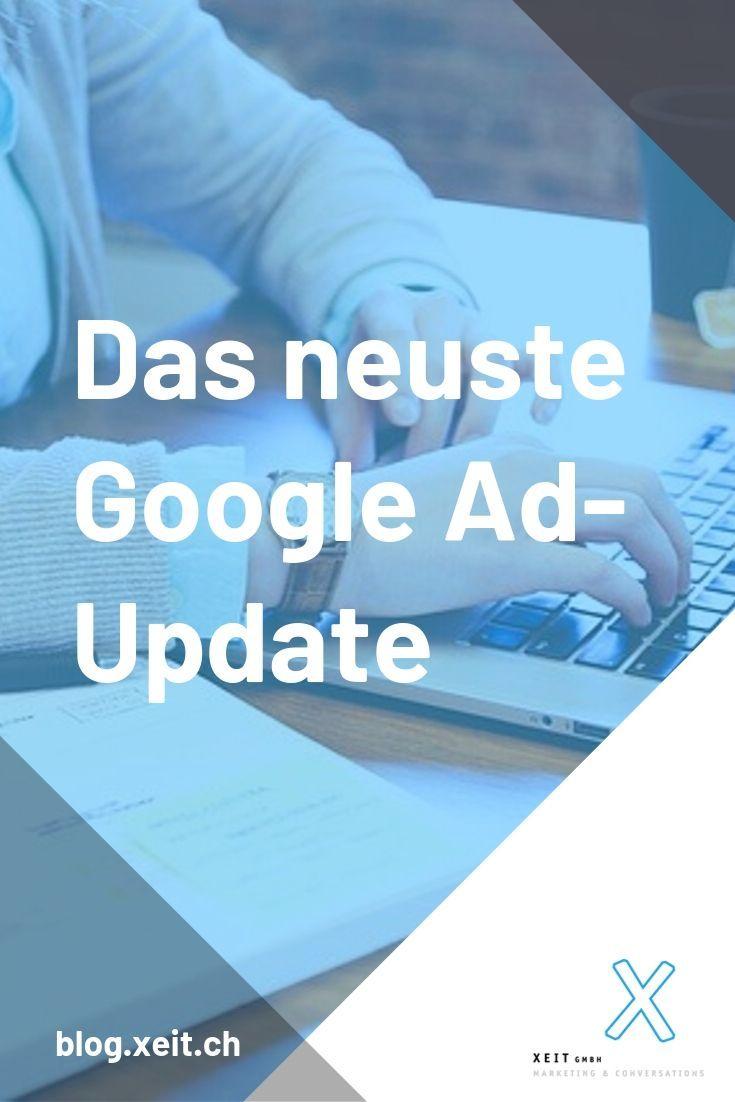 Das neueste Google Ad-Update
