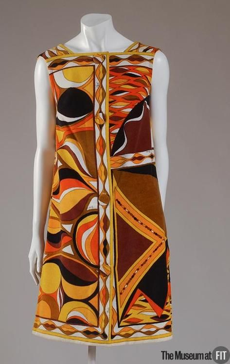 Dress    Emilio Pucci, 1960s    The Museum at FIT
