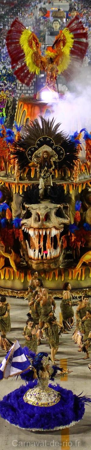 Carnival in Riio, Brazil