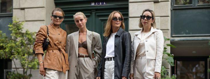Dalle giacche di pelle ai tailleur, questi sono i 10 look perfetti per sopravvivere ora in città