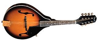 My Fender Mandolin