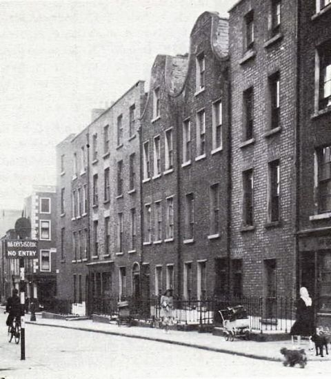 Where Dublin tenements stood. - Page 18 Longford street - home of the Ross family