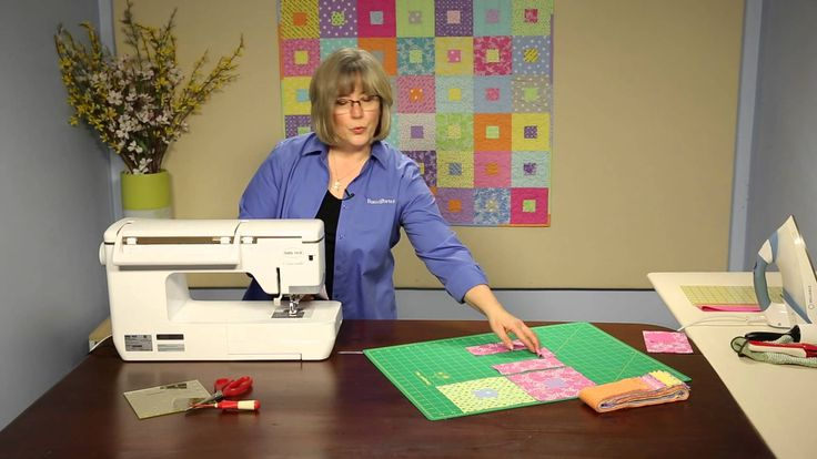 """How to Make Quilting Quickly's """"Playpen:"""" A Fun, Fast Baby Quilt"""