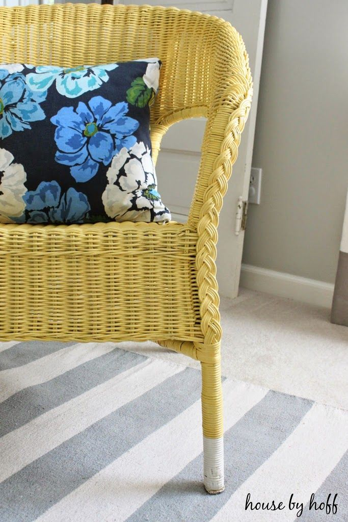 1000 Ideas About Spray Paint Wicker On Pinterest Painting Wicker Furniture Painted Wicker