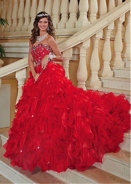Awesome 18Th Birthday Gowns Images - Wedding Dress Ideas Designers ...
