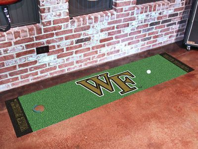 Putting Green Mat - Wake Forest University