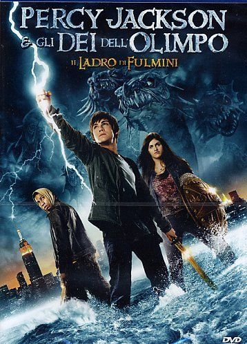 Percy Jackson E Gli Dei Dell'Olimpo - Il Ladro Di Fulmini: Amazon.it: Logan Lerman, Rosario Dawson, Uma Thurman, Pierce Brosnan, Sean Bean, ...