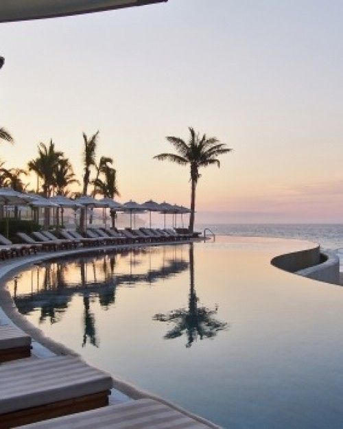 Beautiful sunrise in Los Cabos, #Mexico