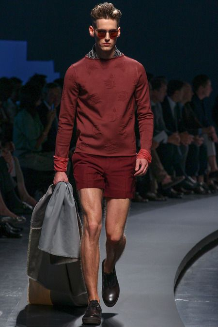 Brian Edward Millett - The Man of Style - Ermenegildo Zegna spring 2014.  The return of...