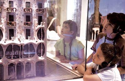 Coneix més a fons a Antoni Gaudí a Gaudí Centre, a Reus #sortirambnens