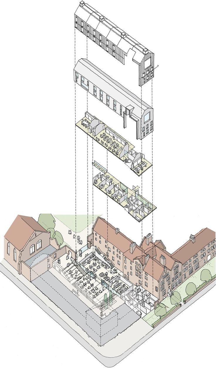 Brighton College: Allies and Morrison