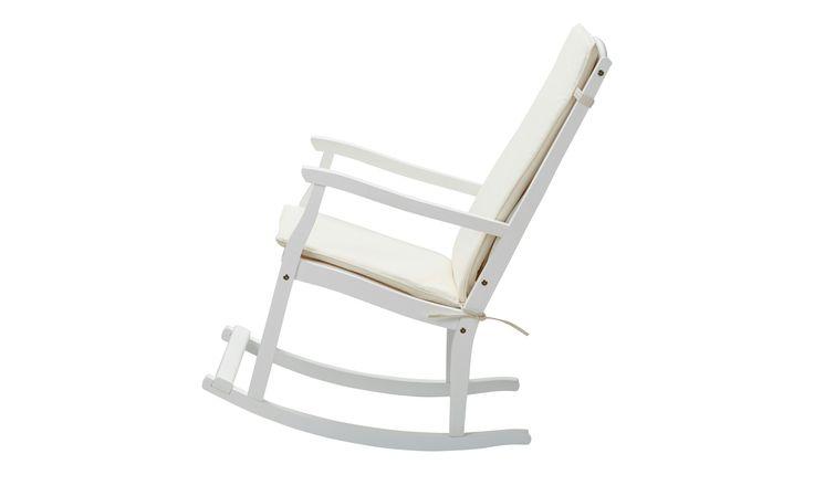 schaukelstuhl wei pinterest 39 te schaukelstuhl world of. Black Bedroom Furniture Sets. Home Design Ideas