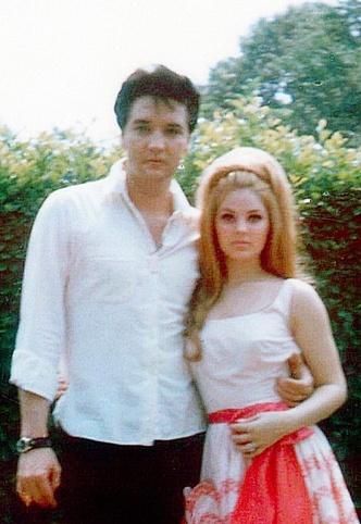 40 Best Images About Elvis Amp Priscilla Presley On