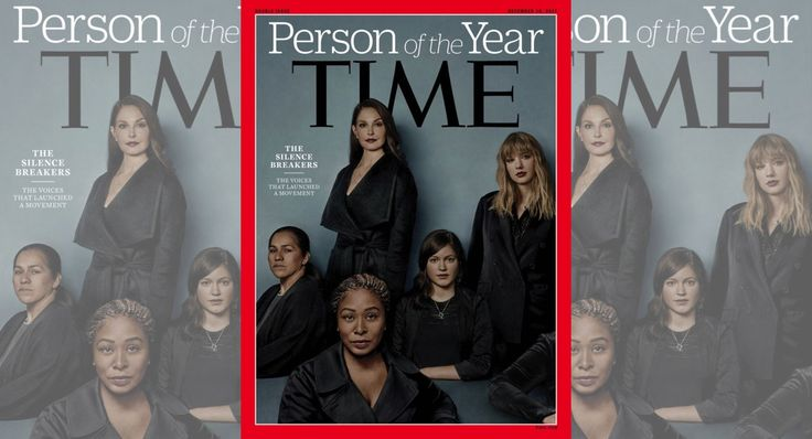 Time 2017 Person Of The Year