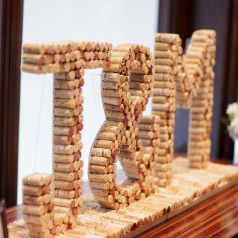 Un mariage dans les vignes (ou sur le thème du vin)   – Wedding.