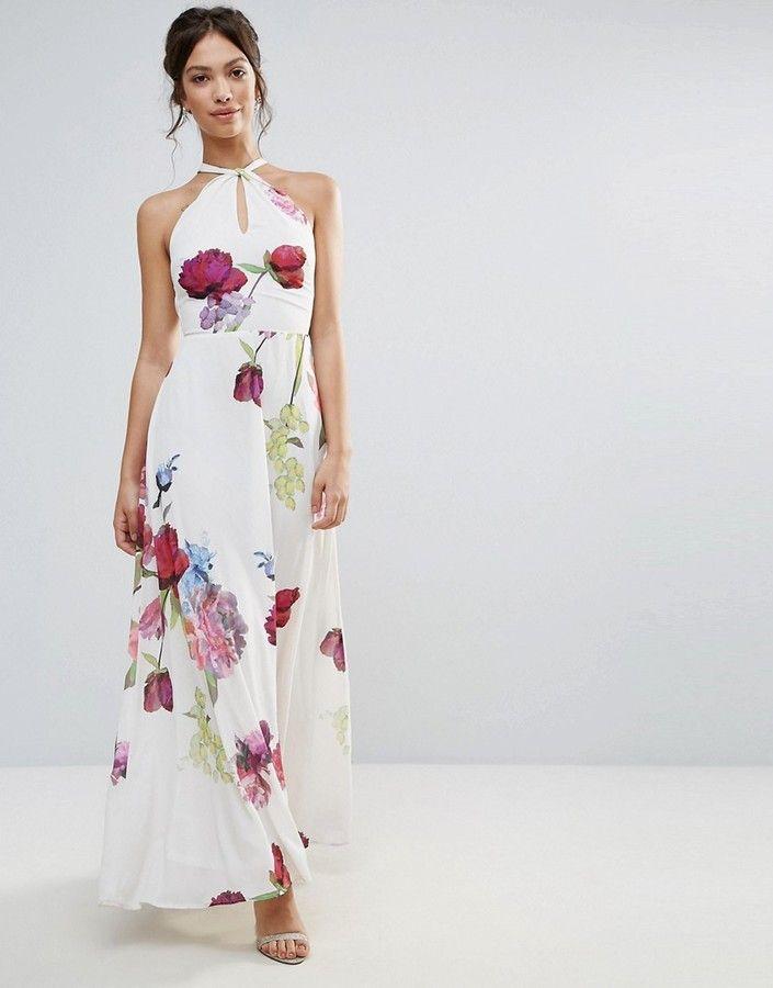 204 Best Floral Bridesmaid Dresses Images On Pinterest
