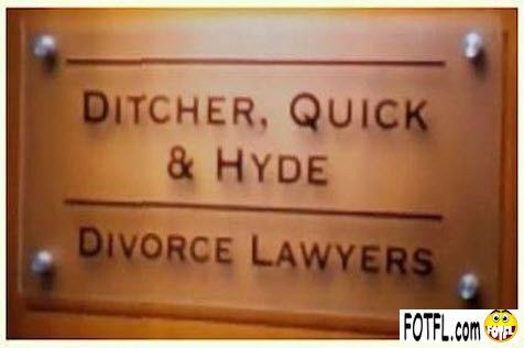 The best divorce lawyers ever