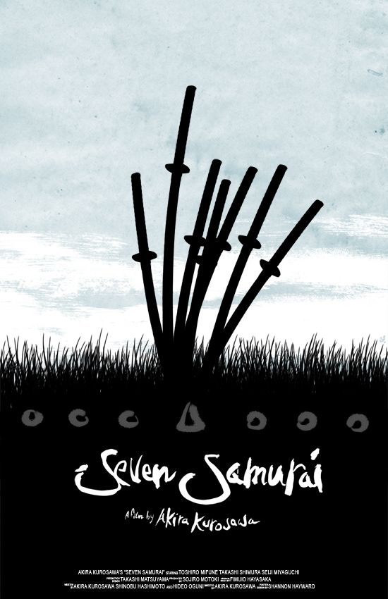 Seven Samurai / Akira Kurasawa Yönetmen