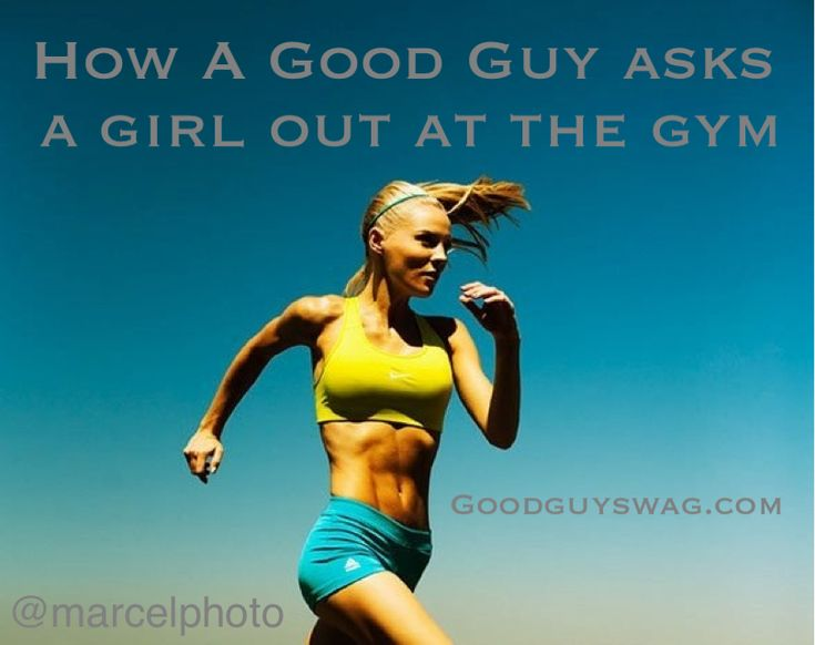Good Girls Place The A To Meet Is Gym