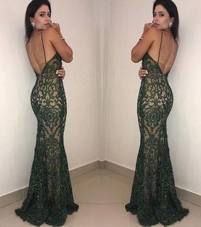 VESTIDO VERDE: MODELOS PARA CASA, ANTIGA E CONVIDADA   – vestidos de festa