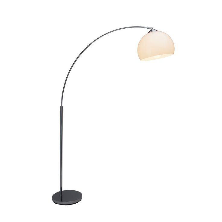 Hippe en betaalbare booglamp GIDS is een aanwinst voor jouw interieur. Door de chromen afwerking van de lamp is het een blikvanger in huis. Kom snel online een kijkje nemen.