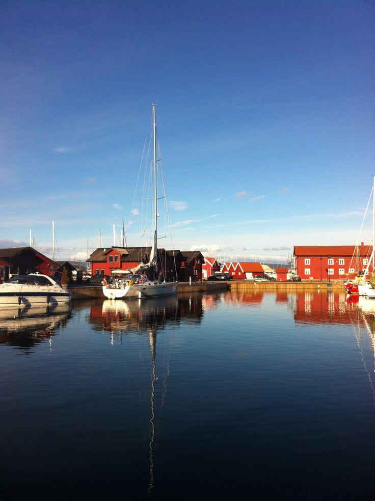 Holmestrand, Norway.