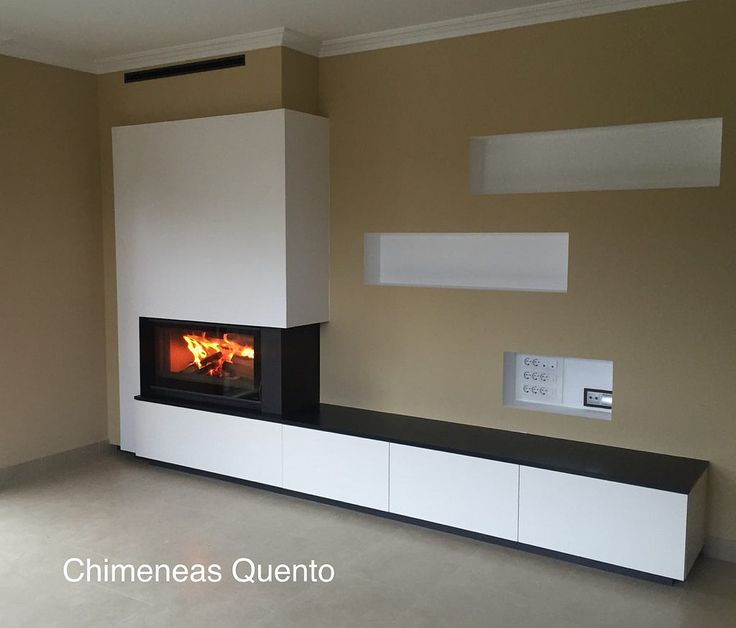 Photos santiago and showroom on pinterest - Chimeneas pio barcelona ...