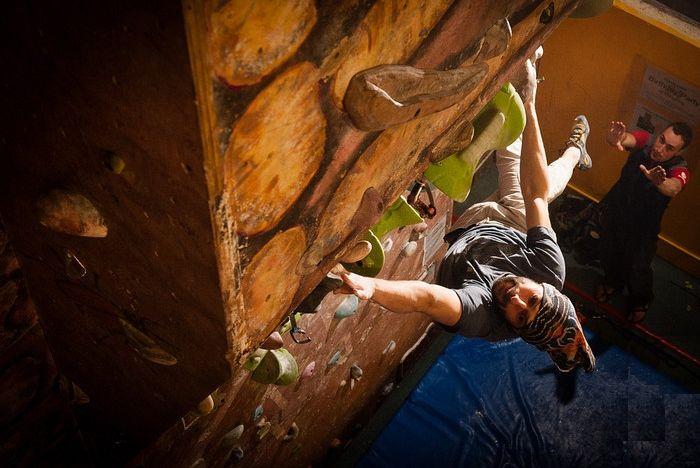HangDog Indoor Rock Climbing