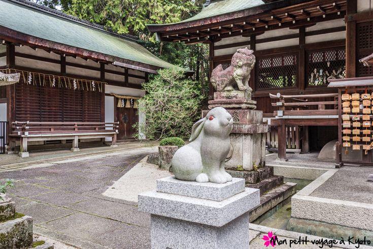 Okazaki-Jinja est réputé pour abriter la divinité de la fertilité et de l'accouchement. #Kyoto #Okazakijinja