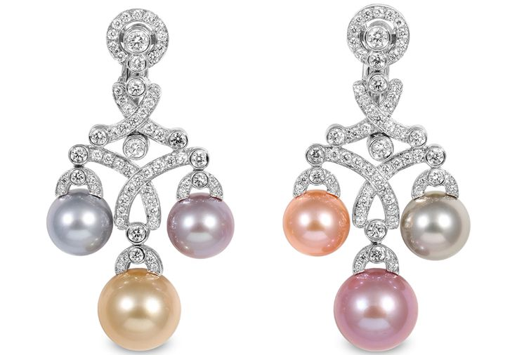 Yoko London has revealed the special collection of pearl jewellery created for the upcoming V and A and Qatar Museum Authority exhibition Pearls, which opens on September 21. The brand has used freshwater pearls, Tahitian round and keshi pearls and Indonesian and Australian South Sea pearls for the collection, as well as diamonds and coloured gemstones.