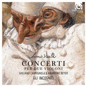 Vivaldi : Concerti per due violini | Antonio Vivaldi par Amandine Beyer à écouter en haute-fidélité, à télécharger en Vraie Qualité CD sur Qobuz.com