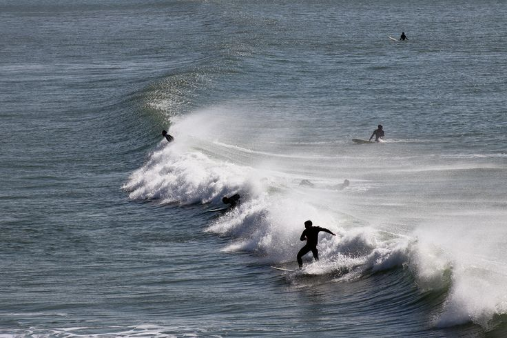 Surfing in North Devon: Croyde, Woolacombe, Putsborough and Saunton.   We are very lucky to hold some of the most popular surfing beaches in the UK. Most of our holiday cottages cater for surfers, with outdoor showers and places to store surfboards!