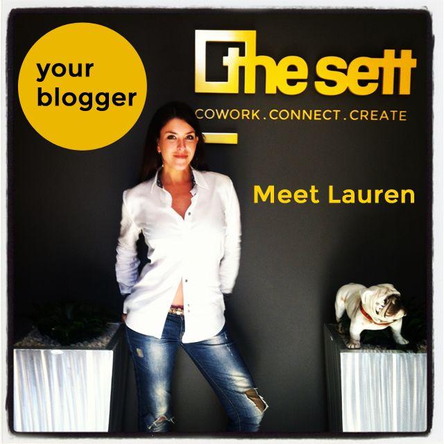 Meet Lauren Wallett, blogger for The Sett