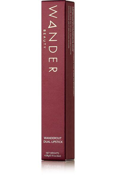 Wander Beauty - Wanderout Dual Lipstick - Girl Boss/ Miss Behave - Neutral - one size