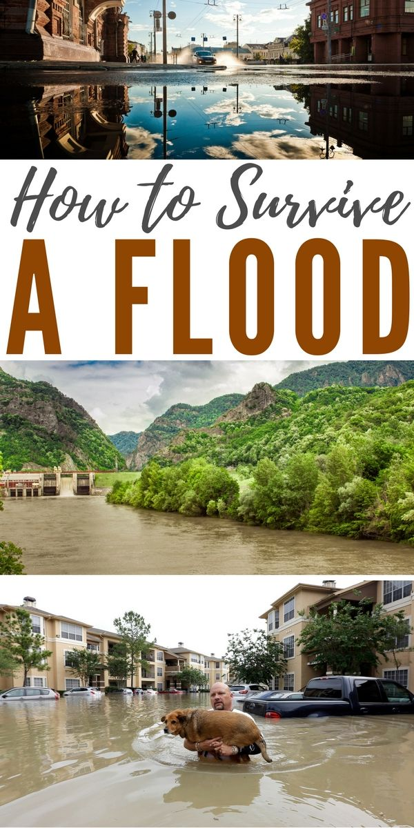 How to Survive a Flood - tips